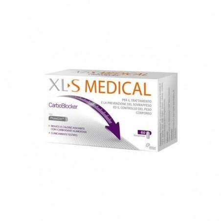 Comprar XLS MEDICAL CARBOBLOCKER 60 COMPRIMIDOS