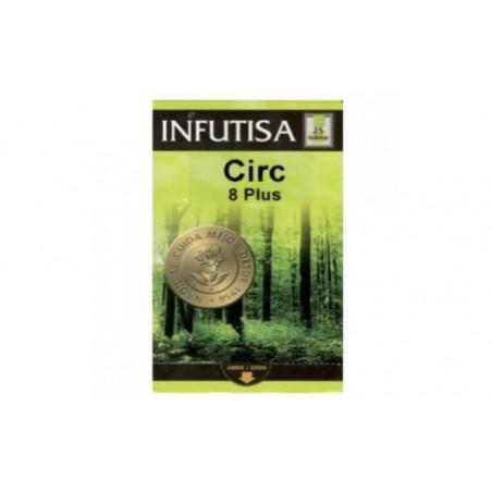 Comprar CIRC 8 PLUS infusion 25bolsitas