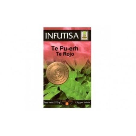 Comprar TE PU-ERH infusion 25bolsitas