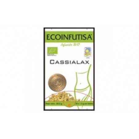 Comprar CASSIALAX infusion 20bolsitas BIO