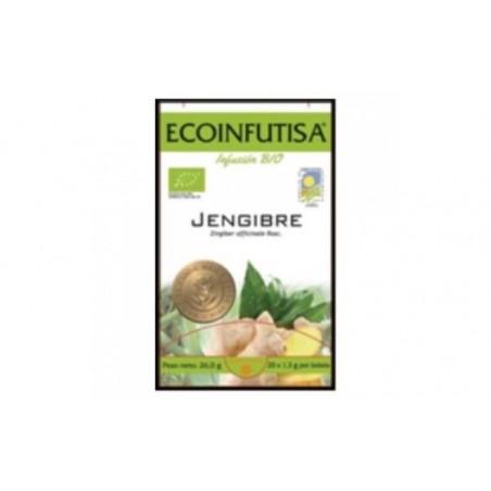 Comprar JENGIBRE infusion 20bolsitas BIO