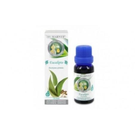Comprar EUCALIPTO aceite esencial alimentario 15ml.