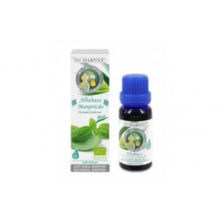 Comprar ALBAHACA aceite esencial alimentario 15ml. BIO