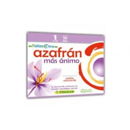 Comprar AZAFRAN MAS ANIMO 30cap.