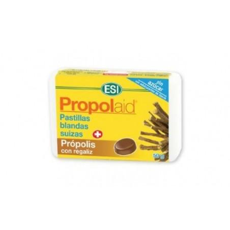 Comprar PROPOLAID sabor regaliz 50pastillas blandas