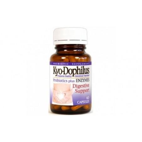 Comprar KYO-DOPHILUS con enzimas 60cap.