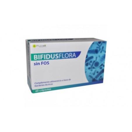 Comprar BIFIDUSFLORA sin FOS 60vcaps.