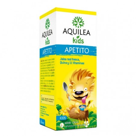 Comprar AQUILEA KIDS APETITO 150 ML