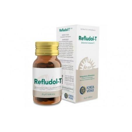 Comprar REFLUDOL-T (DOLOMITE COMPOSTA) 25gr.comprimidos