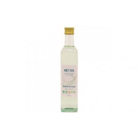 Comprar MCT mezcla de aceite C8/C10 500ml.
