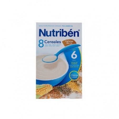 Comprar NUTRIBÉN 8 CEREALES DIGEST EFECTO BIFIDUS 300 G