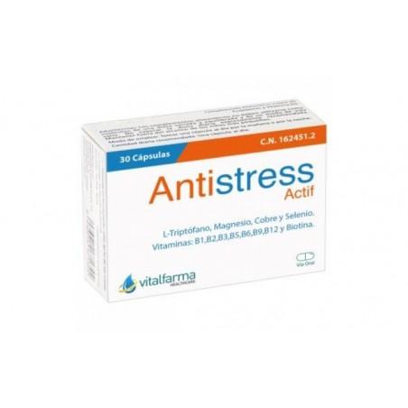 Comprar ANTISTRESS actif 30cap.