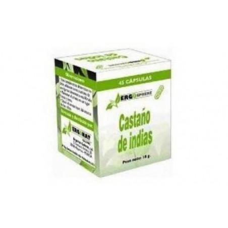 Comprar CASTAÑO DE INDIAS (CASTOVEN) ergosphere 45cap.