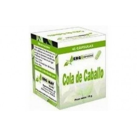 Comprar COLA DE CABALLO ergosphere 45cap.