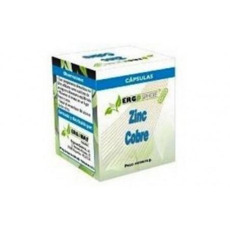 Comprar ZINC - COBRE ergosphere 50cap.