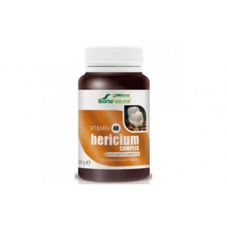 Comprar HERICIUM COMPLEX 60comp.