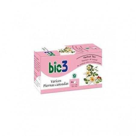 Comprar BIE3 VARICES PIERNAS CANSADAS 25 BOLSITAS