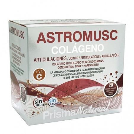 Comprar ASTROMUSC COLAGENO 20 SOBRES