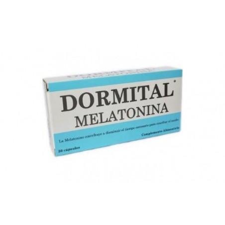 Comprar DORMITAL melatonina 30cap.