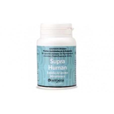Comprar SUPRA HUMAN (SUPRA MAN) 90cap.
