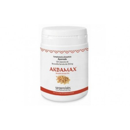 Comprar AKBAMAX XL 120cap.