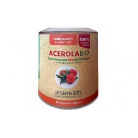 Comprar ACEROLA 600mg. 60comp.