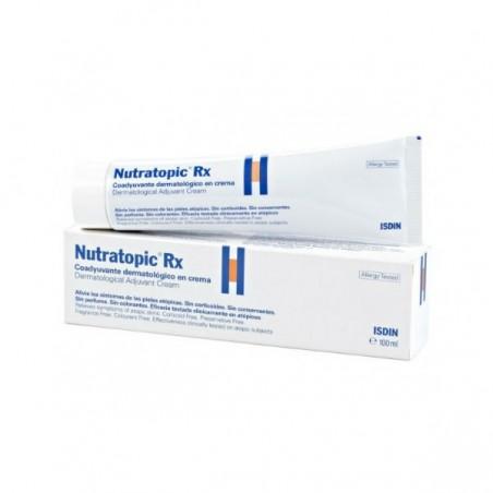 Comprar NUTRATOPIC RX ADYUVANTE DERMATOLÓGICO CREMA 100 ML