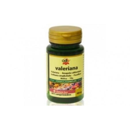 Comprar VALERIANA complex (ext. seco) 60comp.