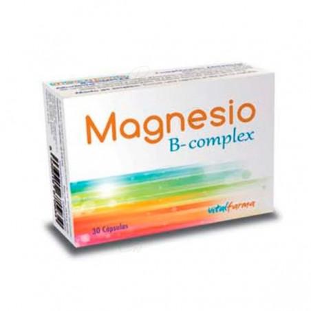 Comprar MAGNESIO B COMPLEX 30 CAPS