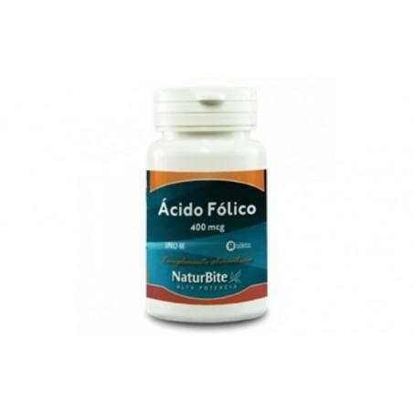 Comprar ACIDO FOLICO 400mcg. 60comp.