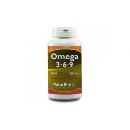 Comprar OMEGA 3 6 9 60cap.