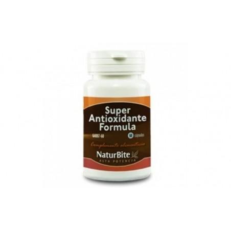 Comprar SUPER ANTIOXIDANTE formula 60comp.