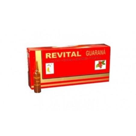 Comprar REVITAL guarana 20amp.