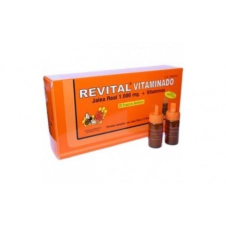 Comprar REVITAL vitaminado 20amp.