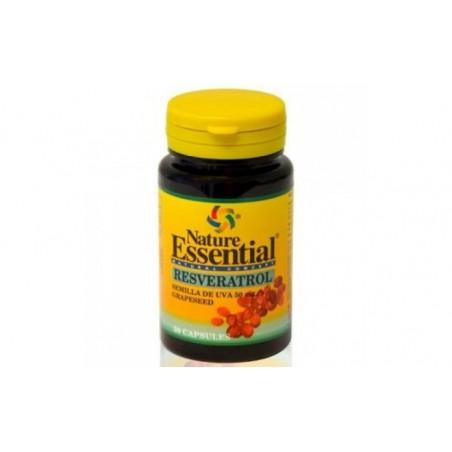 Comprar SEMILLA DE UVA 50mg. (ext. seco) resveratrol 50cap
