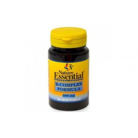 Comprar B complex formula 500mg. 30perlas