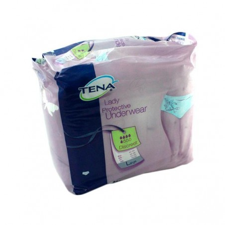 Comprar TENA LADY PANTS UNDERWEAR PLUS T - MED