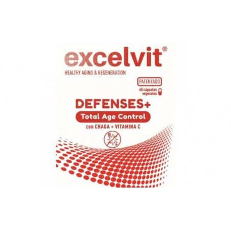 Comprar EXCELVIT DEFENSES  60cap.