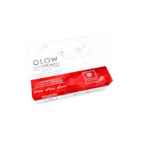 Comprar GLOW COLLAGEN ACTIVE sabor melocoton 15sticks