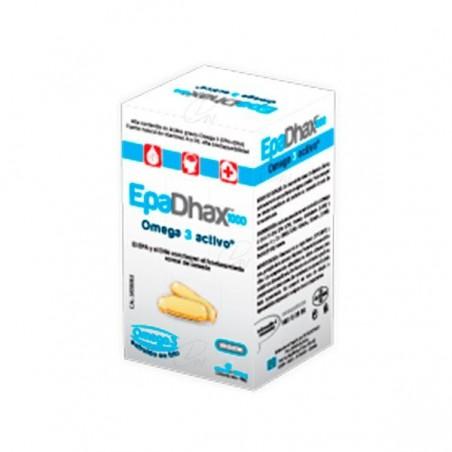 Comprar EPADHAX OMEGA 3 ACTIVO