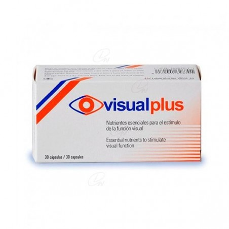 Comprar VISUAL PLUS 30 CAPS