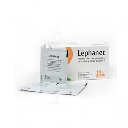 Comprar LEPHANET TOALLITAS ESTÉRILES 12 UDS
