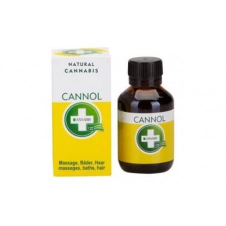 Comprar CANNOL aceite de baño y masaje 100ml.