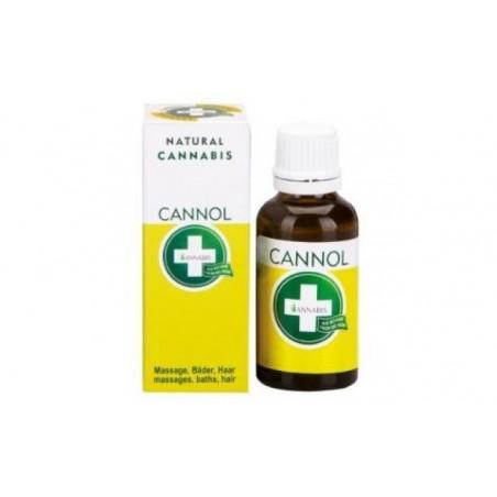 Comprar CANNOL aceite de baño y masaje 30ml.