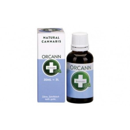 Comprar ORCANN enjuague bucal 30ml.