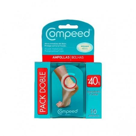 Comprar COMPEED AMPOLLAS T- MED 10 U