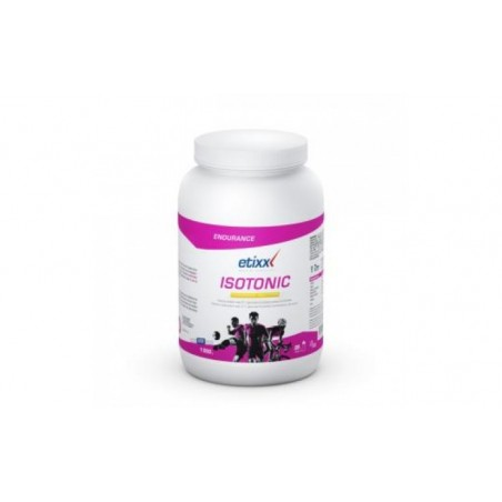 Comprar ETIXX isotonic powder naranja/mango 1kg.