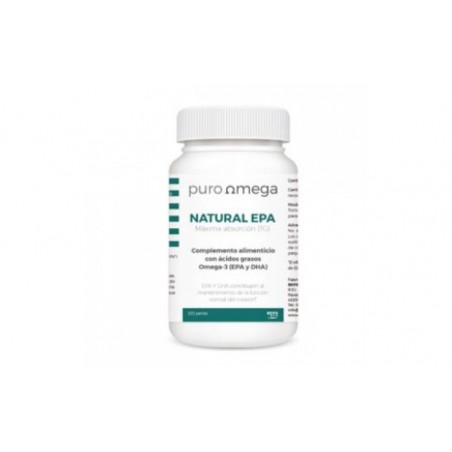 Comprar NATURAL EPA maxima absorcion 120perlas