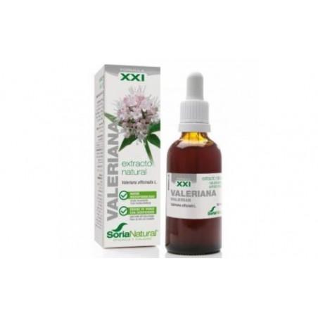 Comprar SORIA NATURAL VALERIANA EXTRACTO S.XXI 50 ML