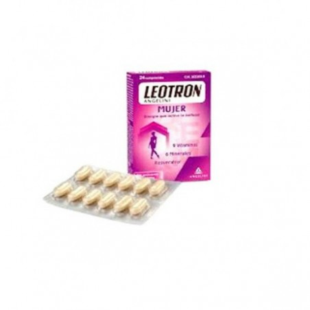 Comprar LEOTRON MUJER ENERGY & BEAUTY 24 COMP